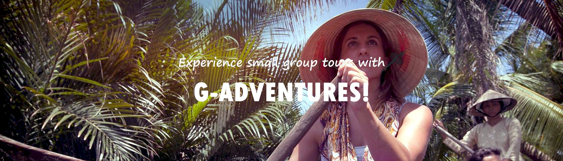 Experience small group tours with