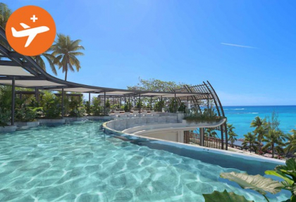 5* Deluxe LUX* Grand Baie Resort, Mauritius