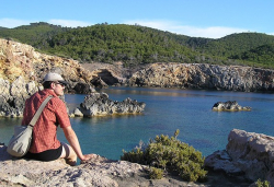 Hiking Ibiza with G Adventures